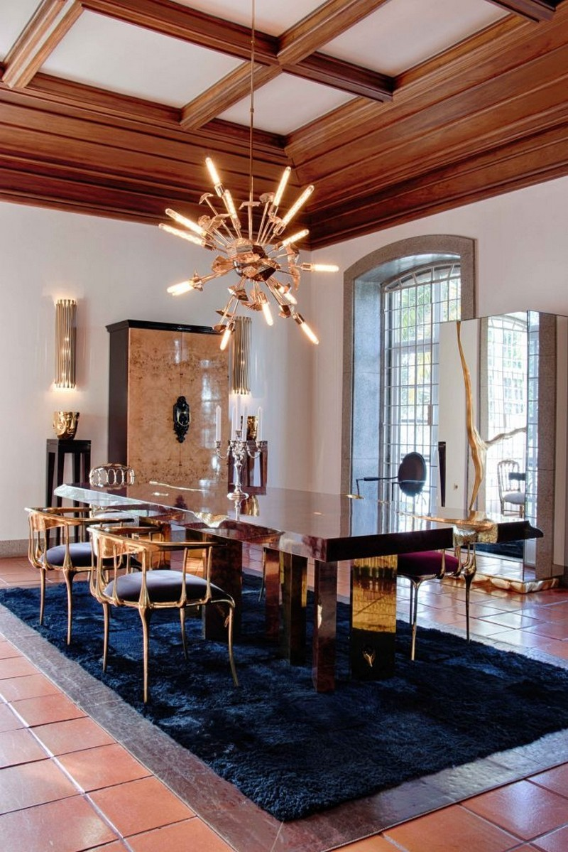 Talking About Covet House Douro Will Always Be A Moment Of Tenderness.  Combining Whimsical Scenarios, Luxury Design, And Glamorous Ambiances, ...