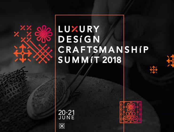 Luxury Design & Craftsmanship Summit