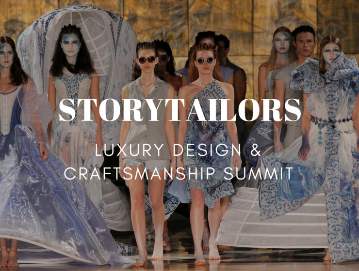 Luxury Design and Craftsmanship Summit Speakers- Storytailors_feat