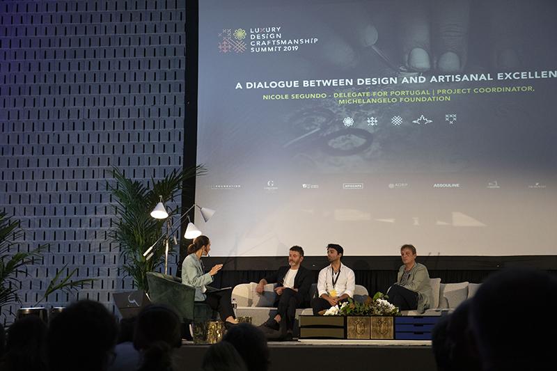 Luxury Design & Craftsmanship Panel 1
