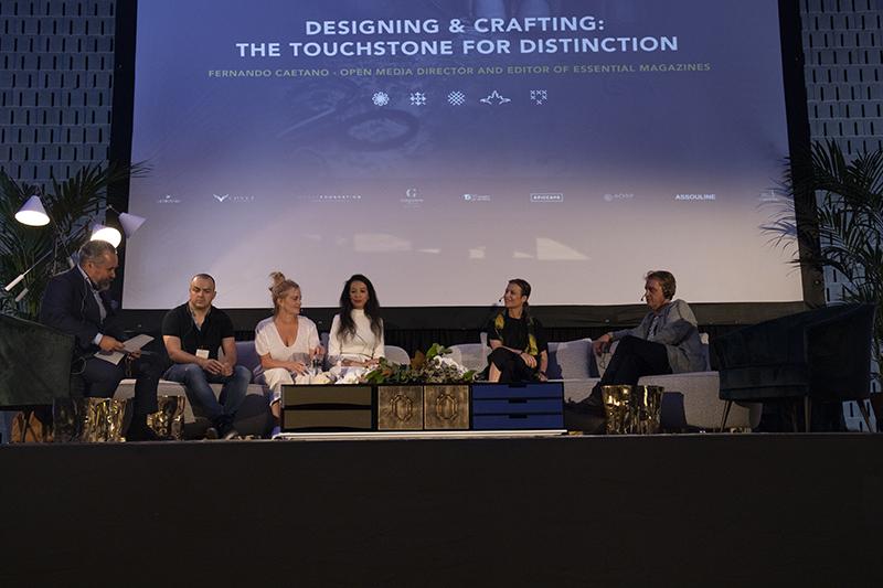 Luxury Design & Craftsmanship Panel 4