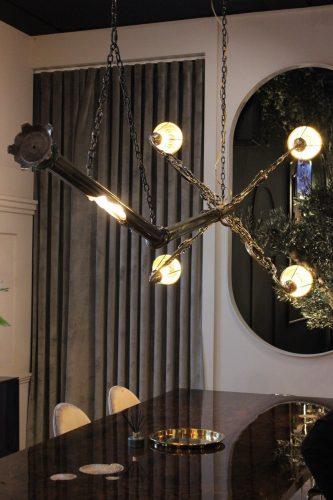 Lumiere Suspension Lamp
