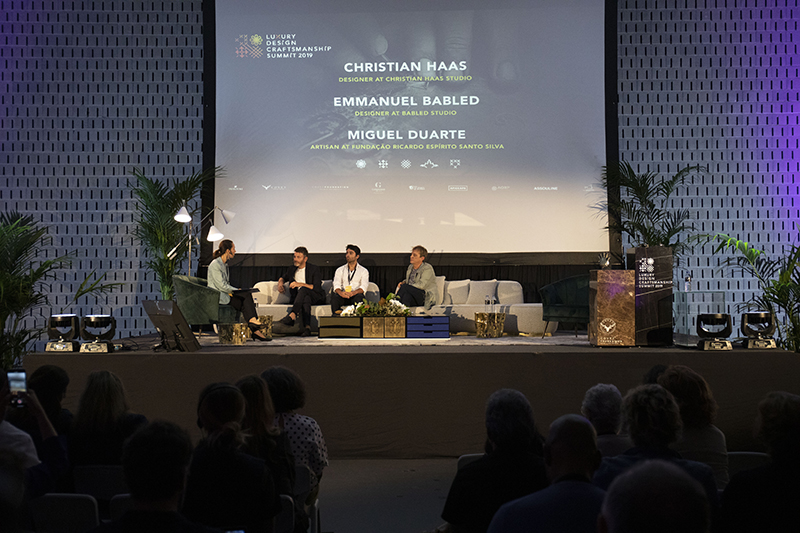 Luxury Design and Craftsmanship Summit, covet, craftsmanship, design, luxury luxury design and craftsmanship summit The Best Of Luxury Design and Craftsmanship Summit 2019 Panel1