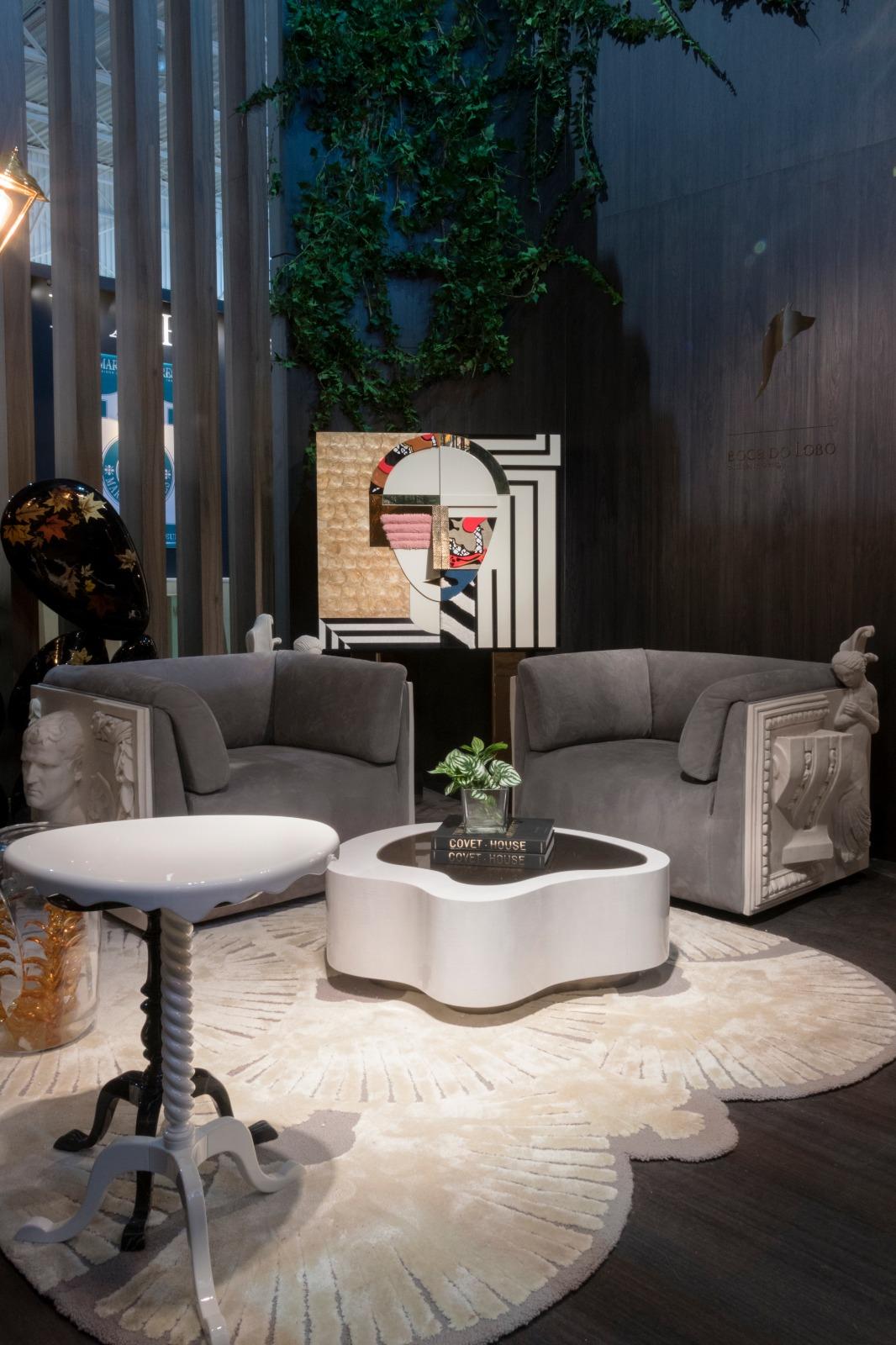 Modern Boca do Lobo living room