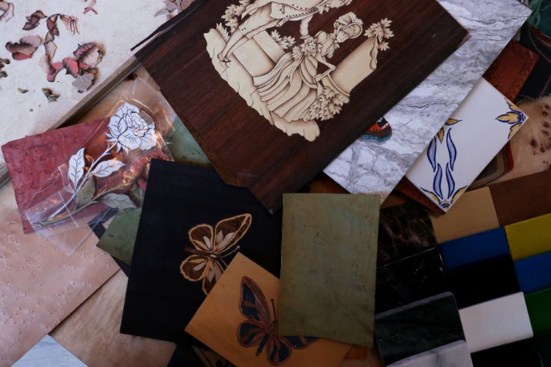 Marquetry: The Wonders Of Craftmanship