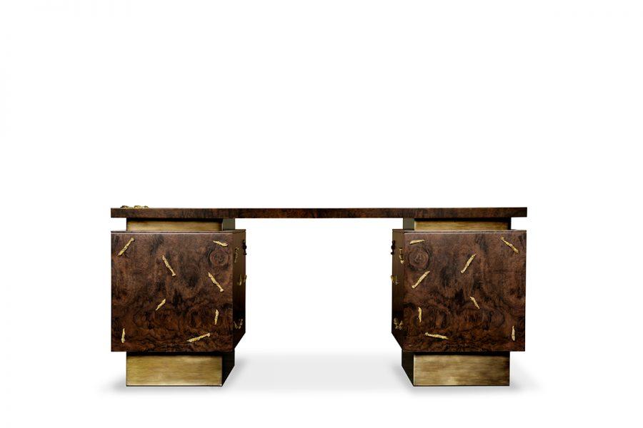 BARAKA Desk Brabbu