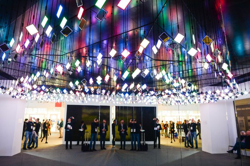 Light + Building design event