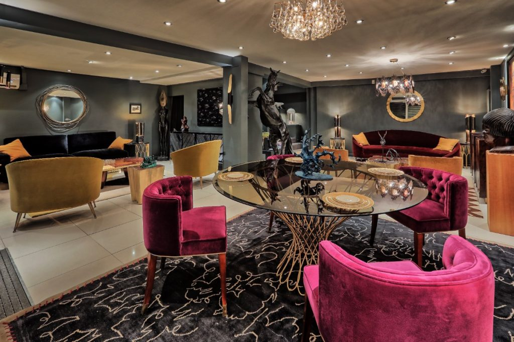 Best Paris showroom